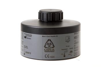 Picklist- CBRN Gas Mask Filter NBC-77 SOF 40mm Thread - 20 Year Shelf Life