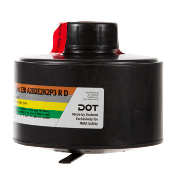 DotPro 320 40mm Gas Mask Filter