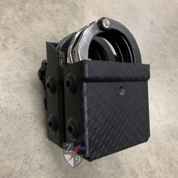 Double Handcuff Case Standard / ASP w/ Tek-Lok by Zero 9