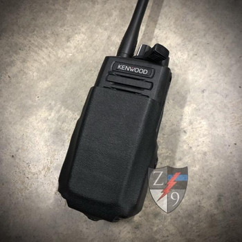 Secure Case Designed for Kenwood Portable Radios by Zero 9