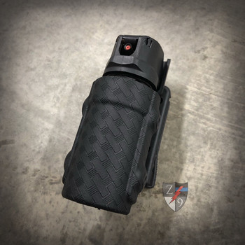 OC/Pepper Spray Can Case w/ Tek-Lok by Zero 9