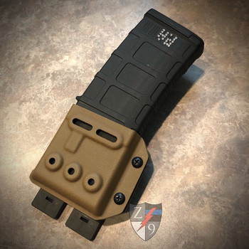 AR/M4 Single Magazine Pouch by Zero 9