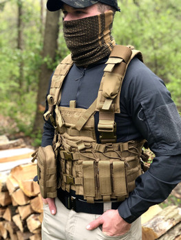 Condor Tactical vest for professionals