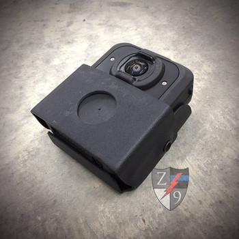 Body Cam Case for Arbitrator Body Cam  - BWC - by Zero 9