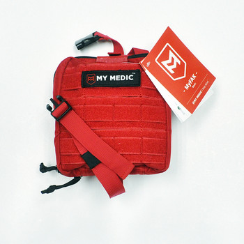 MyFAK | First Aid Kit w/ Molle by My Medic