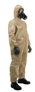 HAZ-SUIT Protective CBRN HAZMAT Suit By MIRA Safety