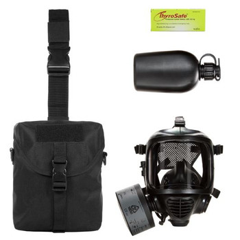 CM-6M Tactical Gas Mask Survival Kit $369.95 CM-7M Military Gas Mask Survival Kit $369.95