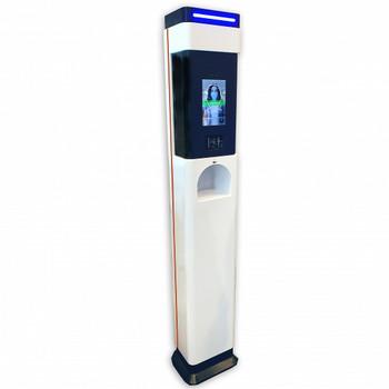 Smart Sanitizing Hub w/ Thermal Imaging & Hand Sanitizer by Healthguard