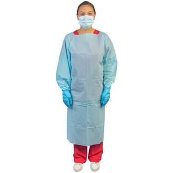 Impervious Isolation Gown (10 Pack) North American Rescue ZZ-0750
