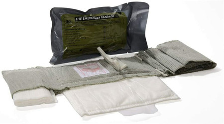 """Israeli 4"""" Compression Bandage FCP-T3 by PerSys Medical"""