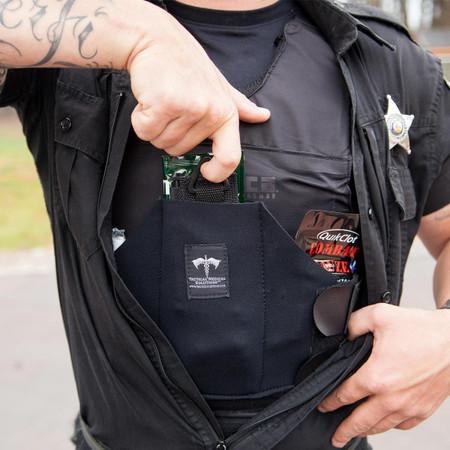Concealed Uniformed Medical Kit w/ Bleed Control Options UMKB-W