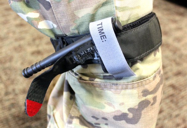 Combat Application Tourniquet (C-A-T)
