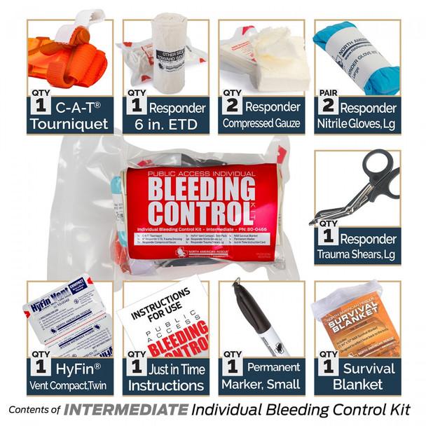 Intermedaite Bleed Control Kit 80-0465
