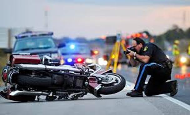 Motorcycle Trauma Kit w/ C-A-T Tourniquet & QuikClot Gauze