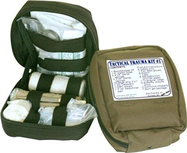 Option: Add to kit C-A-T Tourniquet $29.95 SWAT Tourniquet $14.95 QuikClot Combat Gauze $42.95   Celox Rapid Ribbon $34.95