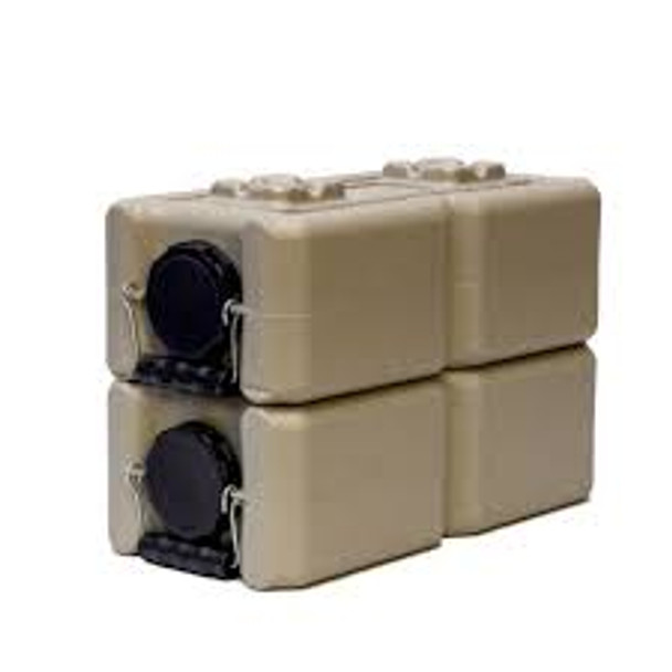 2 TAN WATERBRICK 1833-0003-2 $59.95