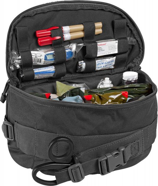 K-9 Kit w/ Chito Pro Gauze Black 80-0209    $319.95 Coyote 80-0211 $319.95 OD 80-0210         $319.95  K-9 Kit w/ QuikClot Combat Gauze Black 80-0300     $332.95 Coyote 80-0301  $332.95 OD 80-0303          $332.95