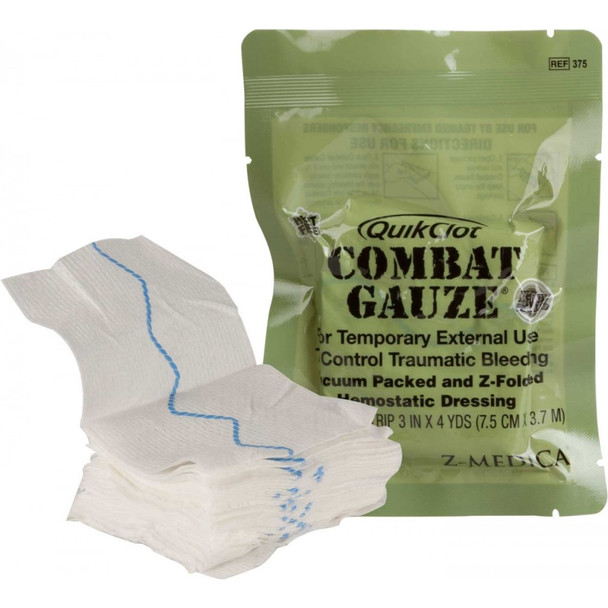 """Army CLS """"Combat Life Saver"""" Resupply Kit w/ QuikClot or Chito Gauze 85-0196"""