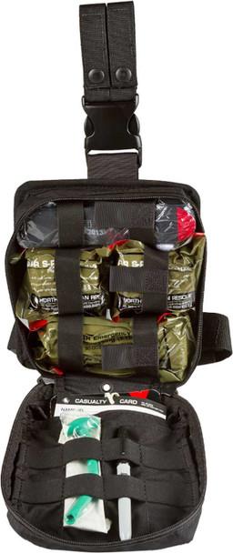 Operator BLS / IFAK w/ C-A-T Tourniquet & Hyfin Chest Seal Twin Pack 80-0117
