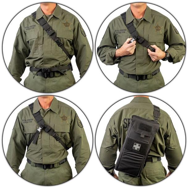 K-9 RUF Kit w/ QuikClot Combat Hemostatic Gauze 80-1026
