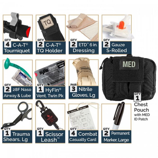 PH2 Shooter's Cut RTF Vest Kit 70-0195