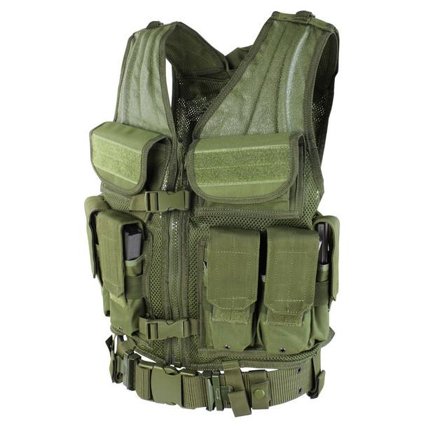 Elite Tactical Vest ETV w/ Molle