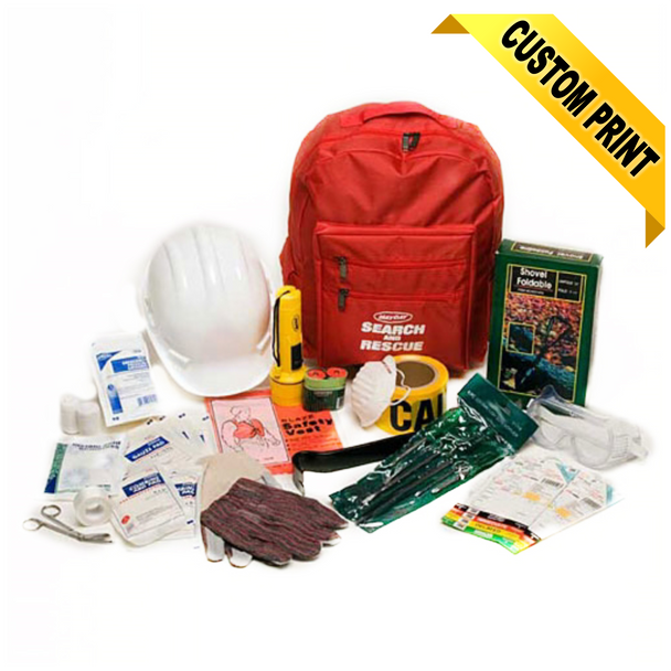 1 Person Professional Rescue Kit 13050