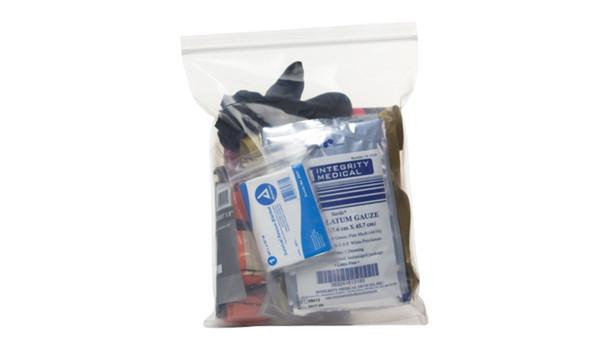 Emergency Trauma Station Throw Kit w/ SOFTT Tourniquet ETS-CTK