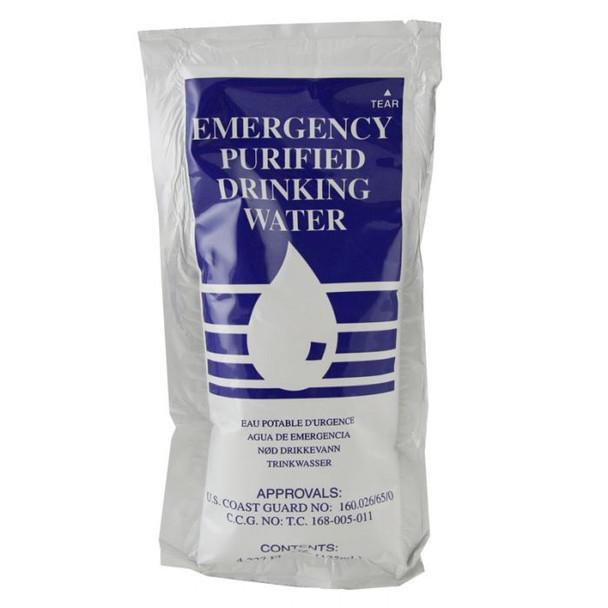 Emergency Drinking Water, Storm & Earthquake Preparedness 96WPDW