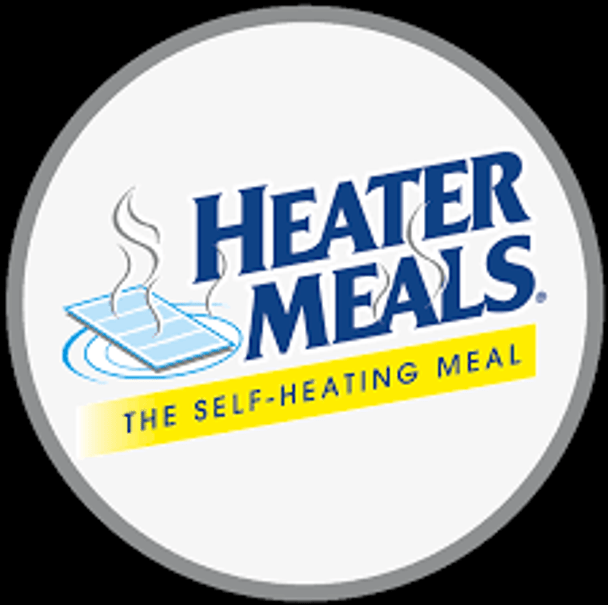 HeaterMeals EX Plus Self-Heating Meal Kit w/ Beverage and Snacks 96010
