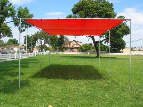 10' x 16' Flat Swapmeet Canopy Kit
