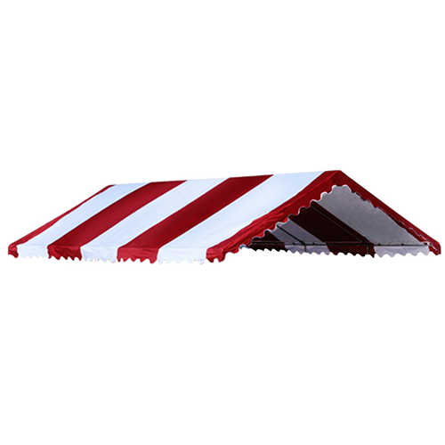 20' X 30' Replacement Cover Red/White