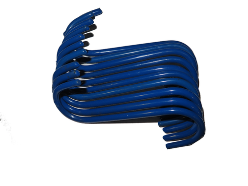 Blue S-Hook 10PC