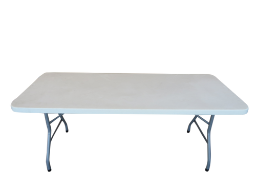 3' X 8' Square Table