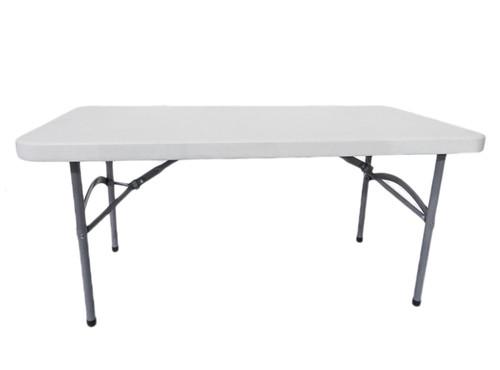 2' X 4' Foldable Kids Square Table