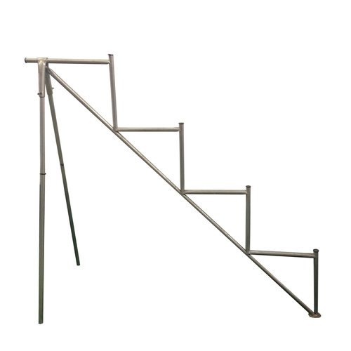 4-Step Display Rack