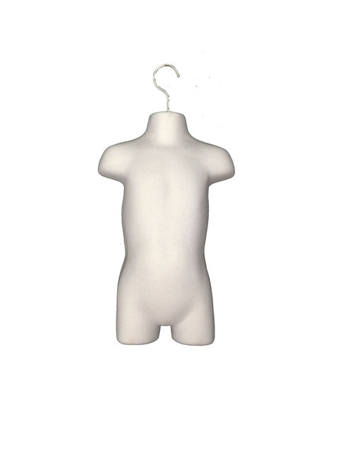 Plastic White Infant Form