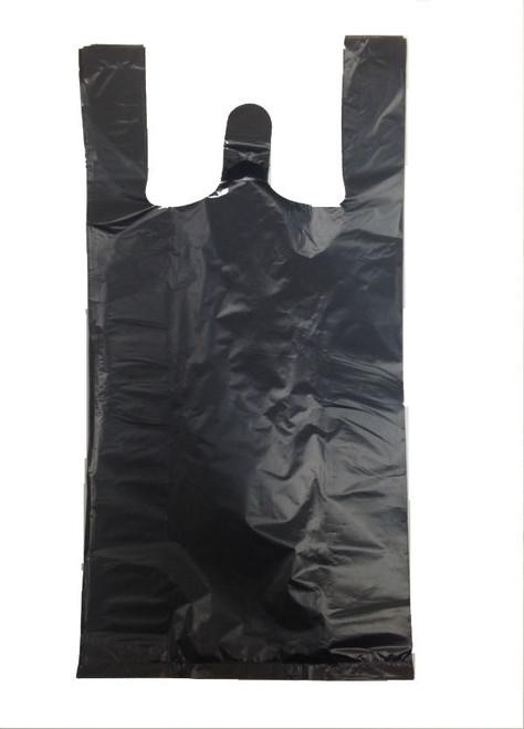 """15"""" Black Plastic Bag 900PC"""