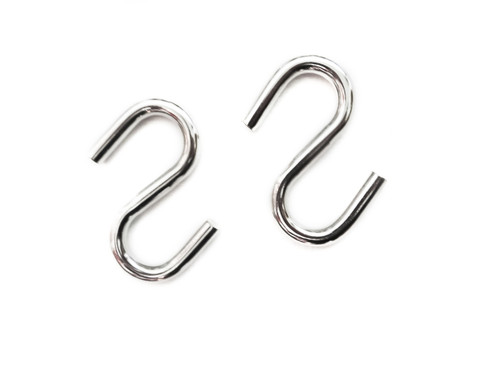 Carbon Steel S-Hook 2PC