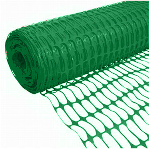 Green Mesh Safety Fence 4' x 100' Roll