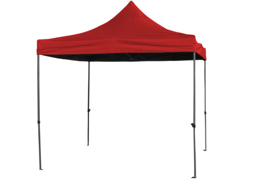 10' x 10' Red 800 Denier Canopy Tent