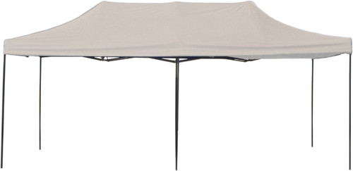 10' x 20' Pop-Up Tent White 800 Denier Canopy Top