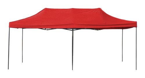 Red Pop Up Tents 10' x 15'