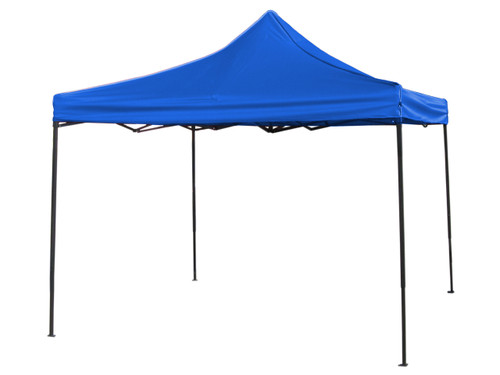 Blue Pop Up Tents 10' x 10'