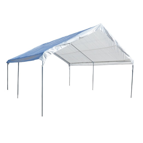 20' X 40' Valance Top Cover - FR (For 18' x 40' Frames)