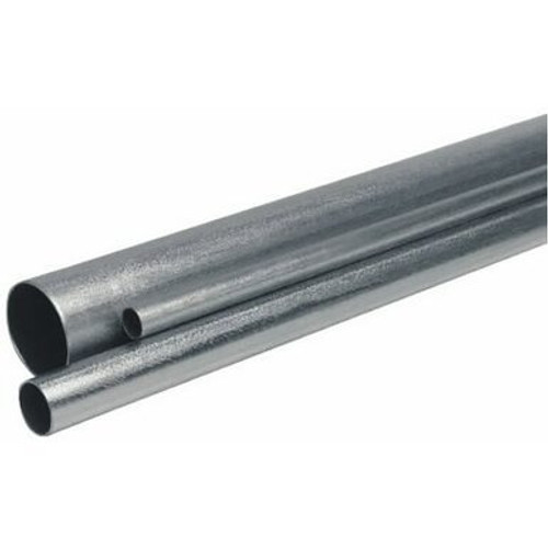"1.5"" Pipe 16 Gauge 10' Long Rusty"