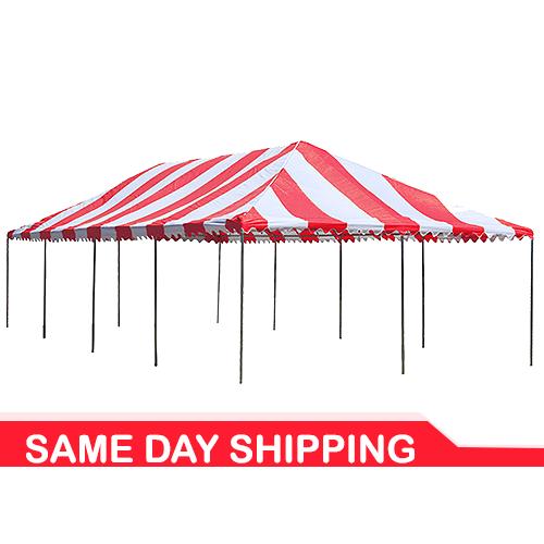 "20' X 30' Carnival Tent 1-5/8"""