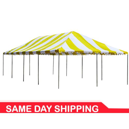 "20' X 40' Carnival Tent 1-5/8"""