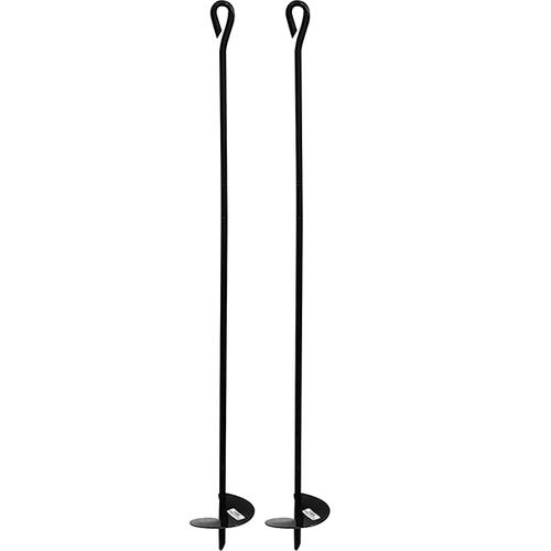 "1/2"" X 30"" X 3"" Auger Anchor"