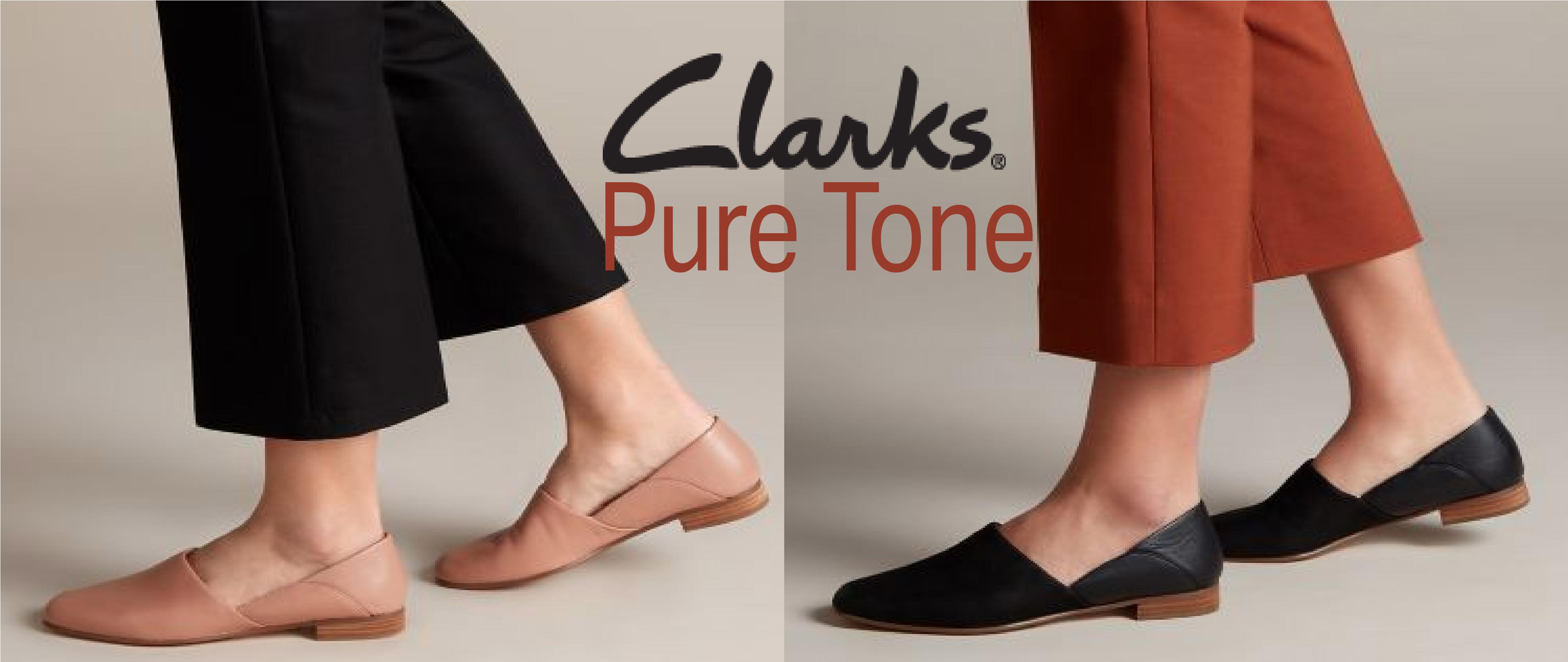 Clarks Pure Tone